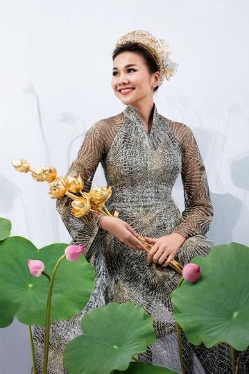 Bộ sưu tập trang sức ý nghĩa 'Tôi yêu Việt Nam'