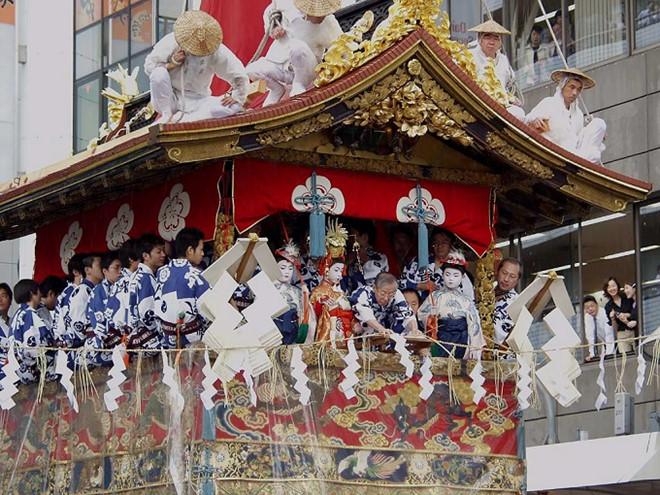 Đi Nhật, nhớ ghé 3 lễ hội nổi tiếng không thể bỏ qua vào mùa thu