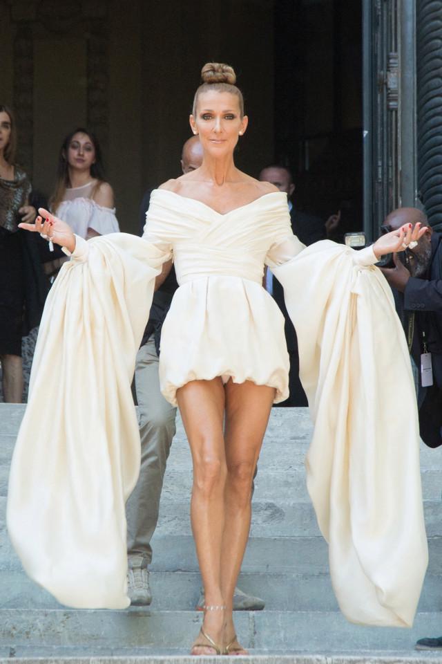 Thời trang của Céline Dion – Không rào cản nào ở tuổi 51
