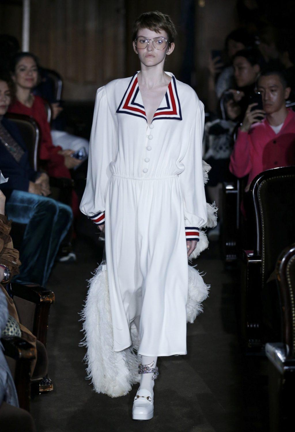 Bộ sưu tập Gucci Xuân – Hè 2019: Sự bất tử của thời trang