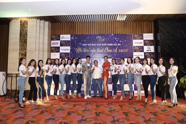 """Khởi động dự án """"Hoa khôi nghệ thuật châu Á 2020"""" tại miền Trung"""