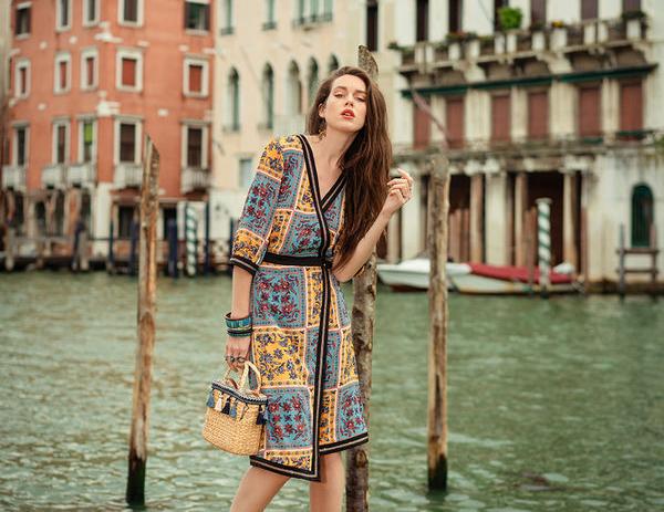 Mê hoặc cùng bộ sưu tập trên đất Ý của Seven.AM