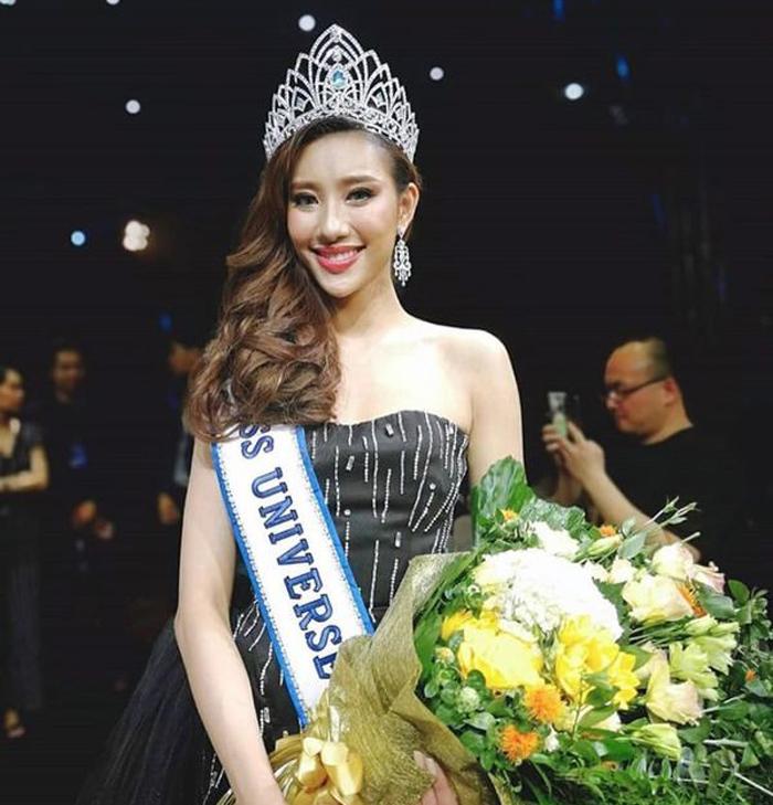 Lộ diện Hoa hậu Hoàn vũ Lào 2019: Xinh rụng rời lại cao 1m76, thần thái chẳng thua kém Hoàng Thùy