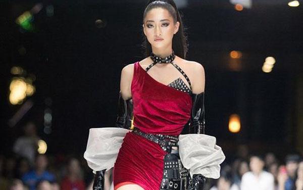 Hoa hậu Lương Thùy Linh bất ngờ 'lột xác' sắc lạnh, quyến rũ: Quá chuẩn Vedette sàn diễn!