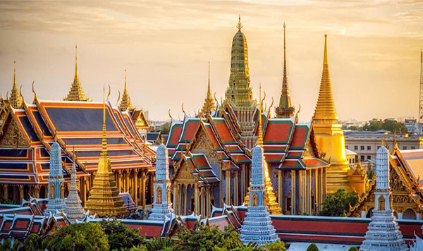 Bangkok đứng đầu top thành phố hút khách nhất thế giới
