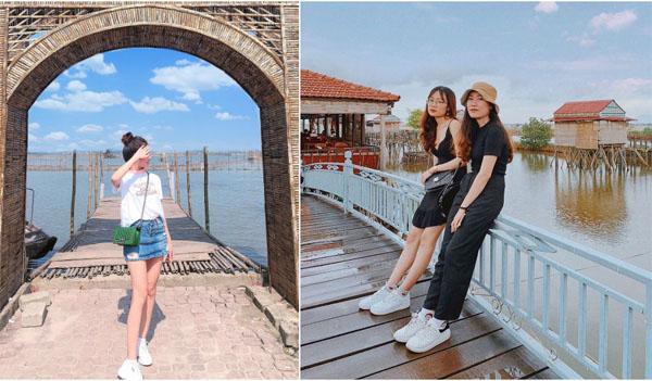 Đầm Chuồn, phá Tam Giang đẹp thơ mộng trong ảnh check-in của giới trẻ