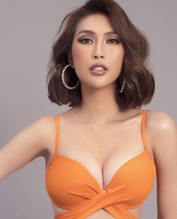 Nhan sắc đỉnh cao dàn thí sinh Hoa hậu Hoàn vũ Việt Nam 2019
