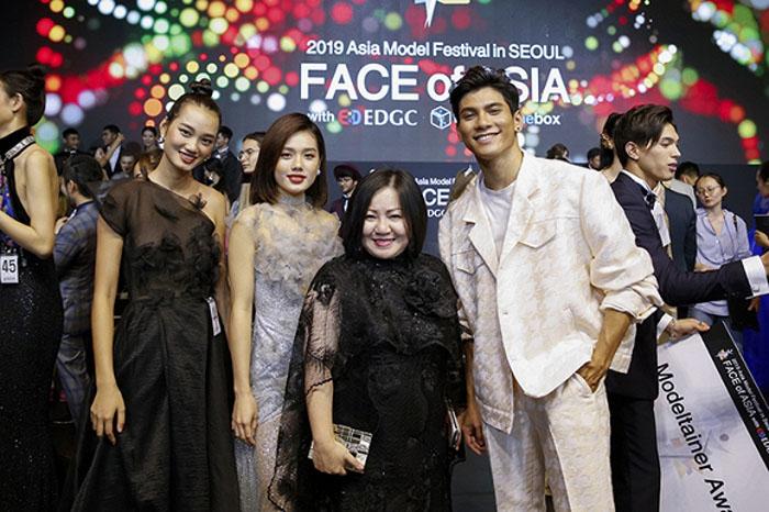 """Quỳnh Anh """"The Face 2018"""" gây ấn tượng tại sân chơi quốc tế"""