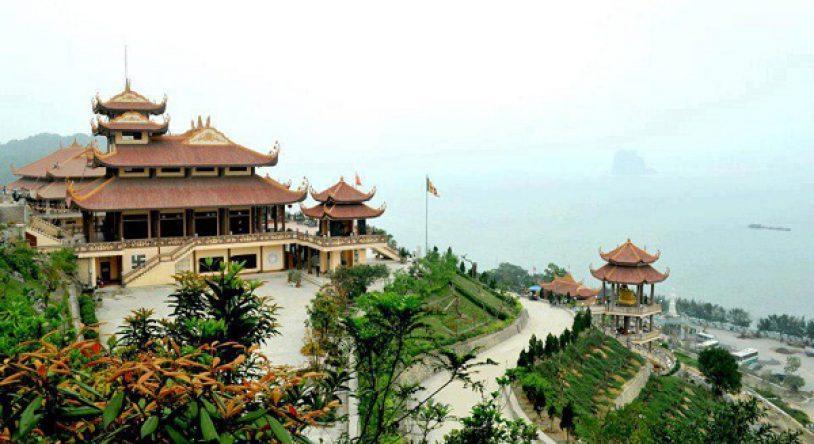 Chùa Ngọa Vân –  thánh địa của Phật giáo Trúc Lâm