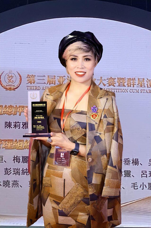 NTM Dung Trần từ ASIAN BEAUTY COMPETITION đến FACE OF VIỆT NAM
