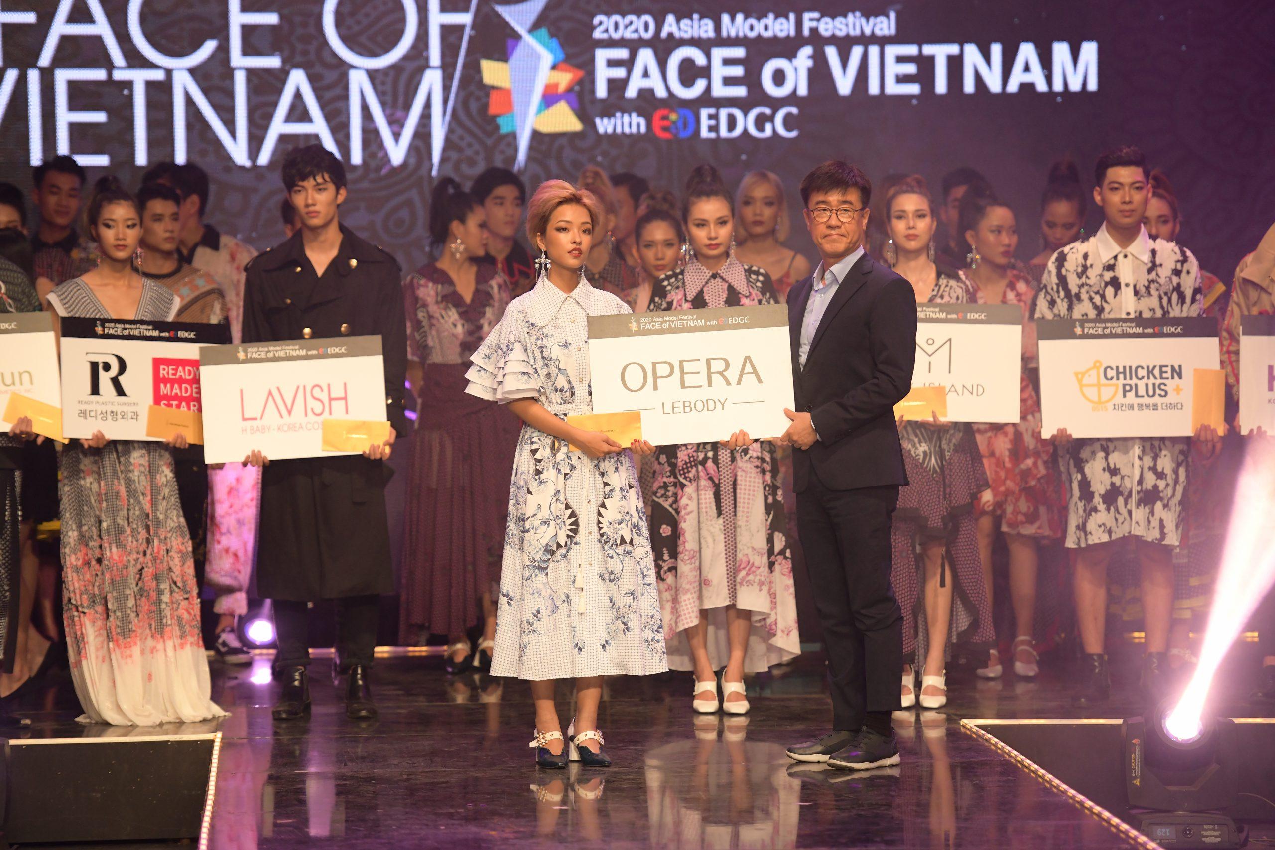 GTG Wellness – LEBODY – Đồng hành cùng Face Of Việt Nam
