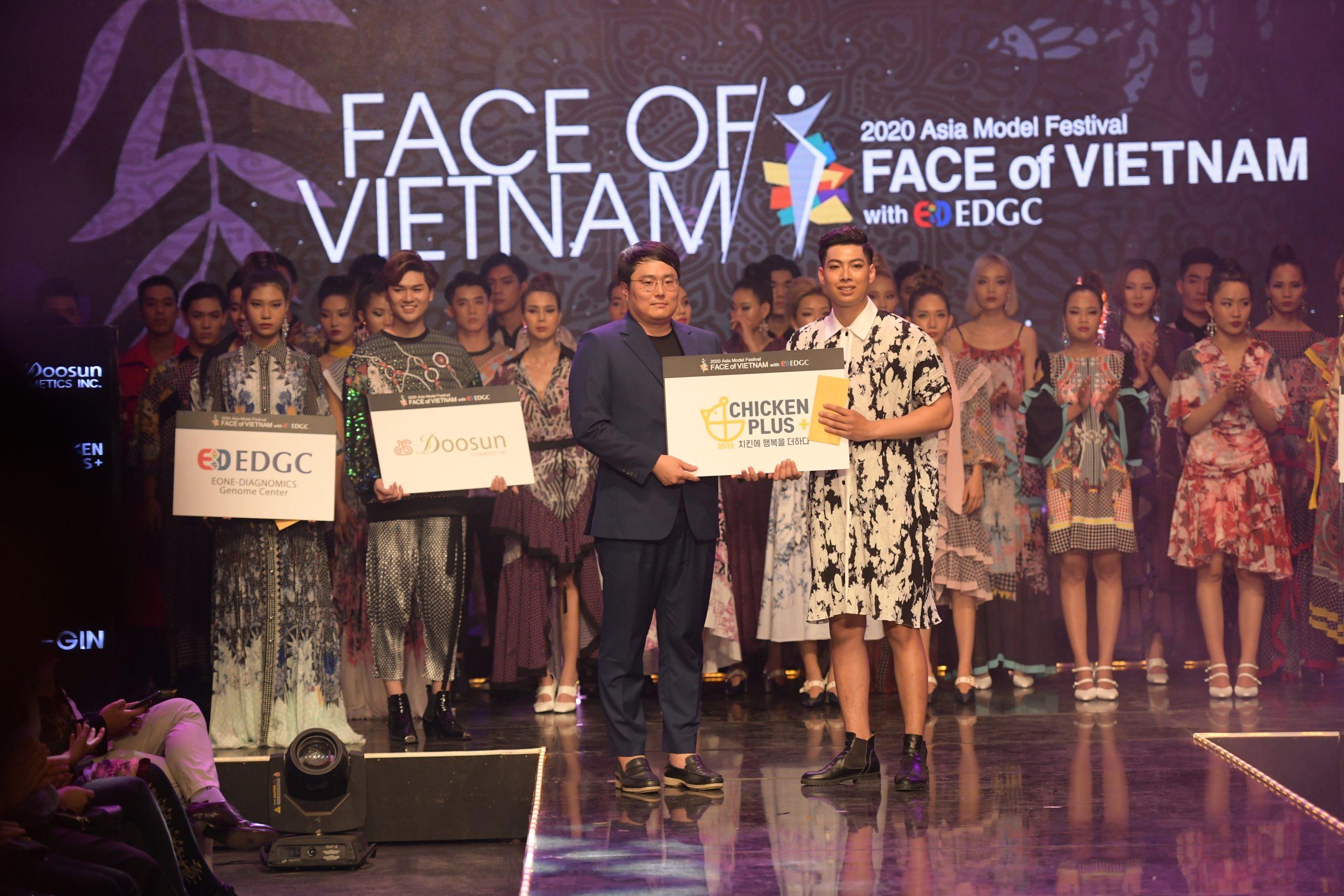 CHICKEN PLUS muốn tiếp cận Việt Nam qua Face Of Việt Nam