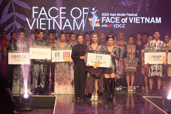MAY ISLAND – Tôn vinh vẻ đẹp đầy sức sống của Face Of Việt Nam