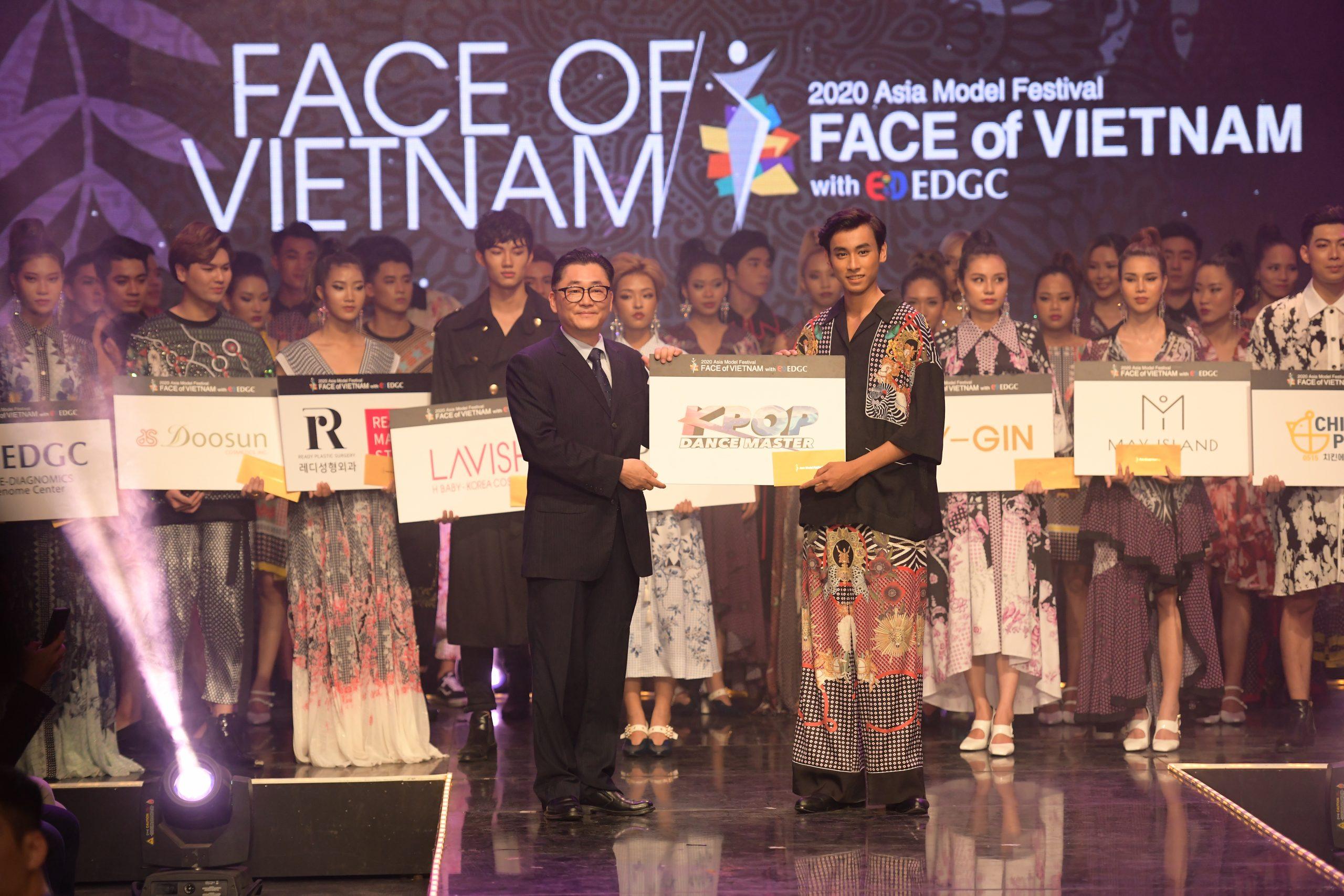 K-POP Dance Master – thử thách người mẫu Face Of Việt Nam