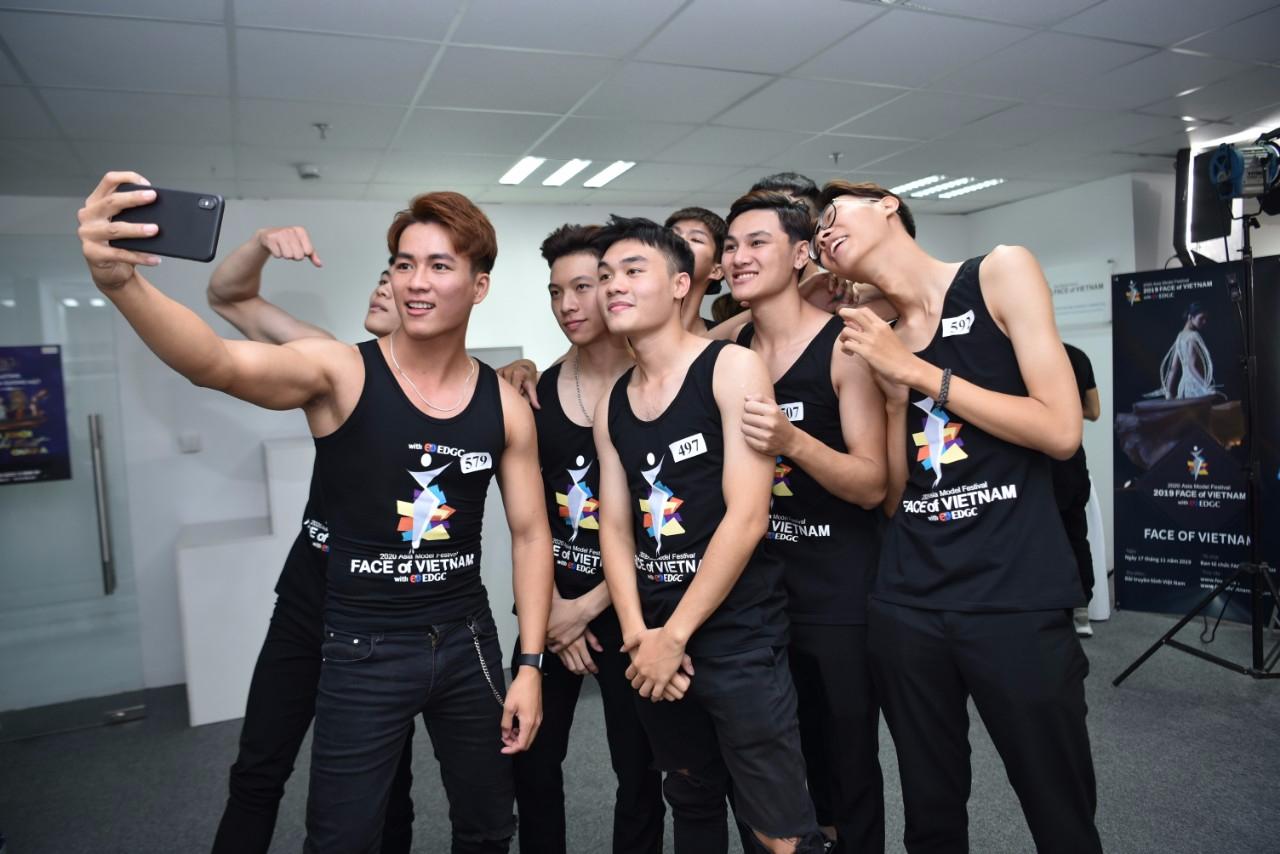 Face of Việt Nam –  Nhộn nhịp chuyên gia quốc tế