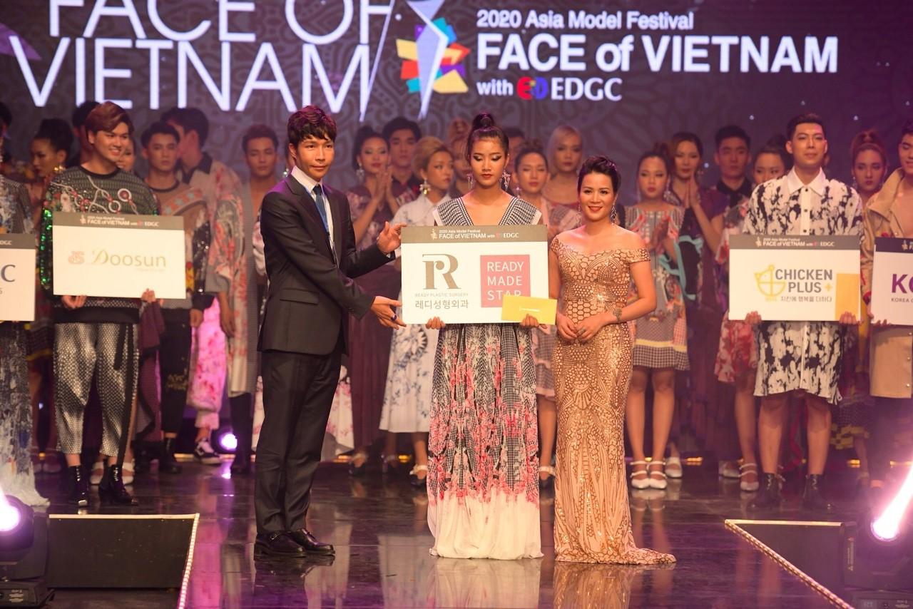 READY tham gia Hội đồng bình chọn quốc tế Face Of Việt Nam
