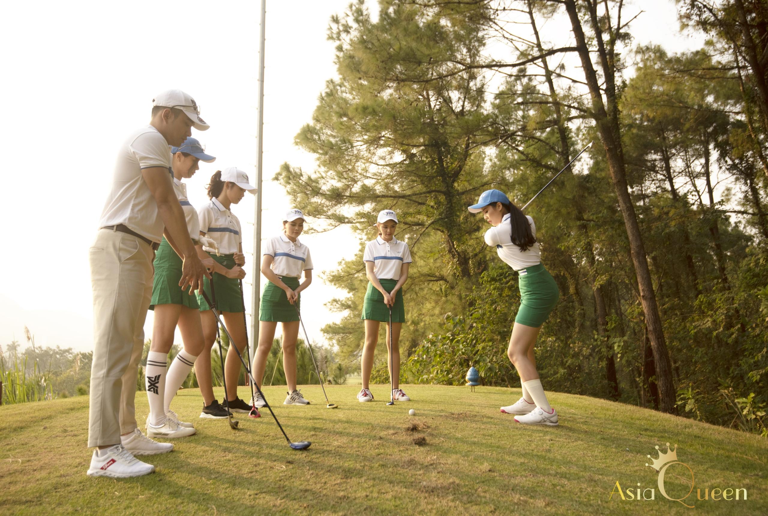 Tràng An Golf & Country Club, ấn tượng 5 sao và những khoảnh khắc đáng nhớ