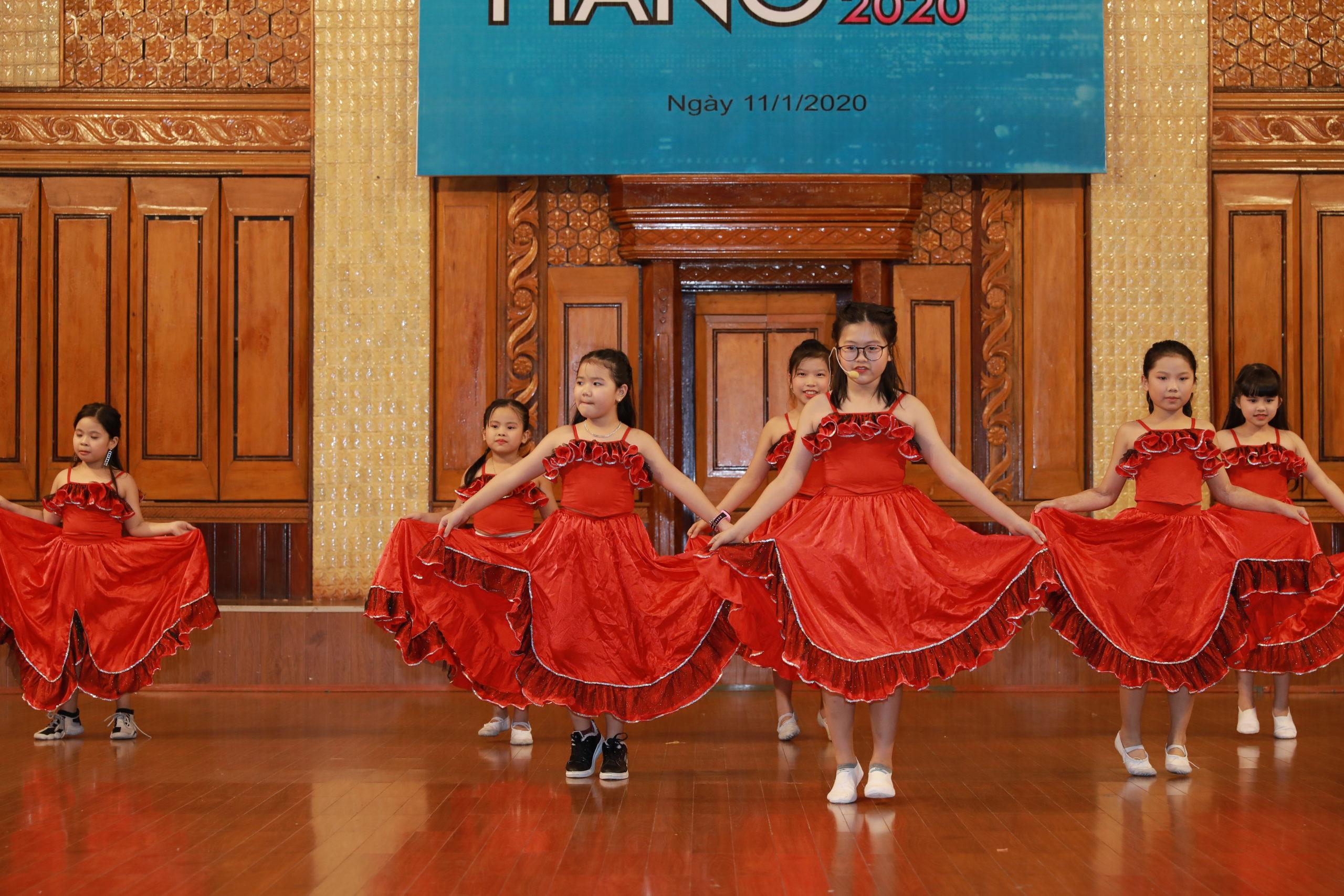 Piano Festival 2020 – tưng bừng chiếu sáng các học viên CLB Maika – Trung tâm nghệ thuật Vietskill Đông Anh