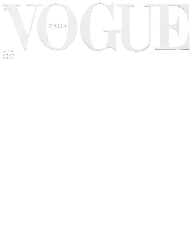 Thay đổi táo bạo vào phút chót, tạp chí Vogue Ý khiến cả thế giới bất ngờ