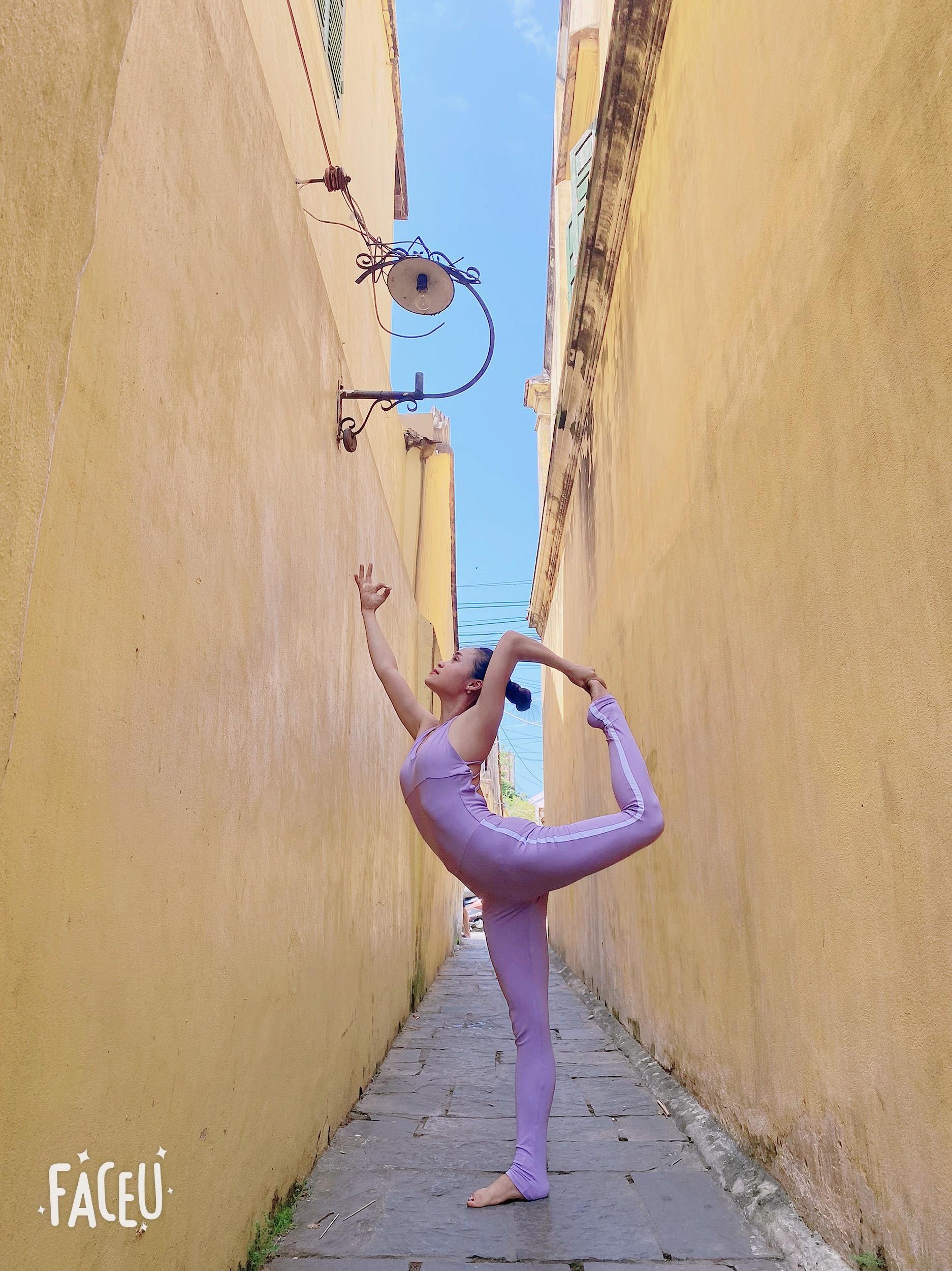 Giám đốc học viện Yoga Sống Khỏe Đà Nẵng Nguyễn Thị Thùy Linh- Phụ nữ hiện đại ngại gì thay đổi