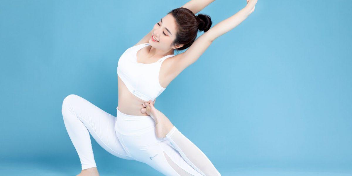"""Nguyễn Thị Sơn: """"Yoga đã tái sinh tôi"""""""