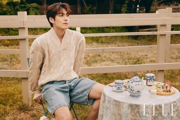 Nam thần Kim Woo Bin trở lại Kbiz sau thời gian điều trị bệnh ung thư