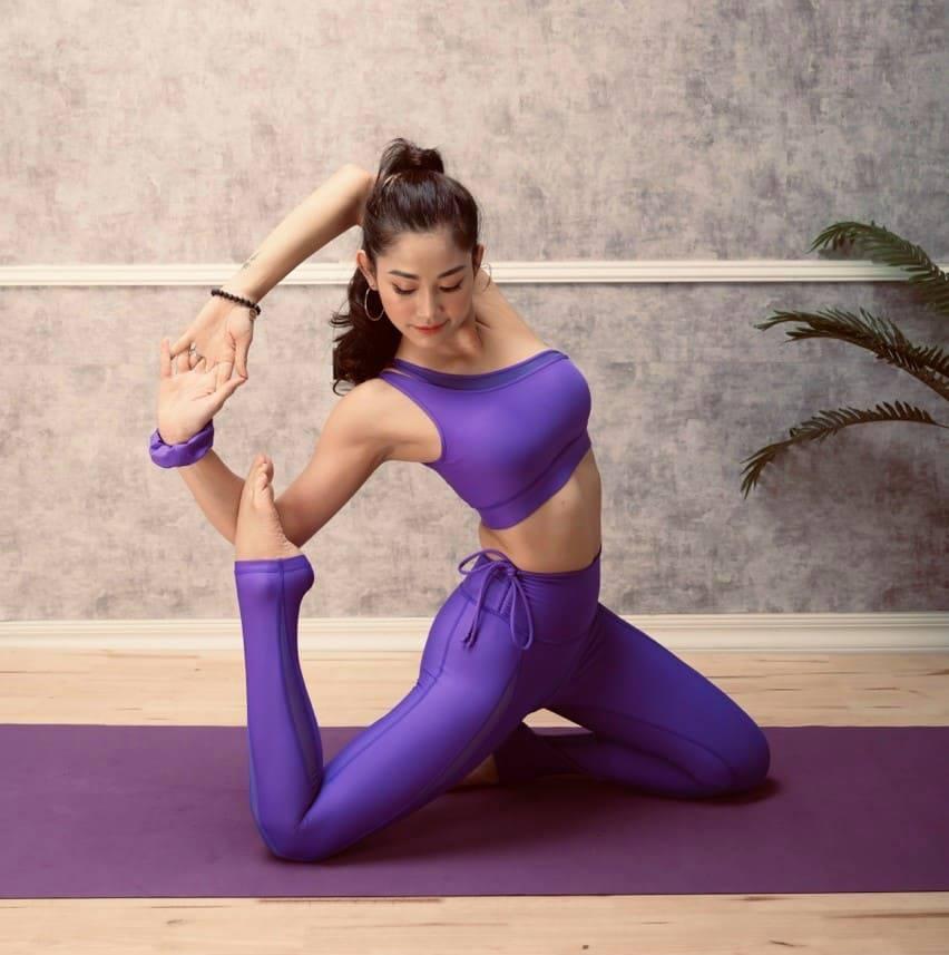 """Yogi Quỳnh Phạm – Phó ban tổ chức Miss Yoga Việt Nam 2021:  """"Tôi tin rằng cuộc thi sẽ là sân chơi bổ ích giúp các yogis tự tin tỏa sáng"""""""
