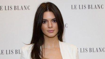 Kendall Jenner đẹp mỹ mãn khi diện quần ống loe màu gì thì áo màu nấy
