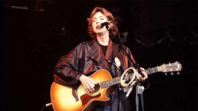 Nữ ca sĩ kiêm nhạc sĩ Nanci Griffith đã qua đời ở tuổi 68