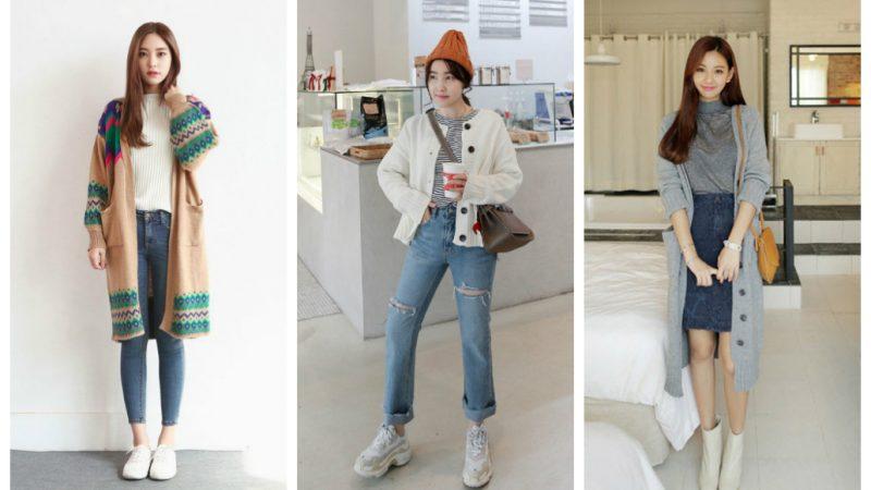 4 kỹ năng diện áo cardigan để bạn luôn tỏa sáng