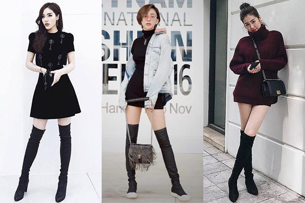 Những kiểu boots đang là hot trend mà nàng đừng nên bỏ lỡ