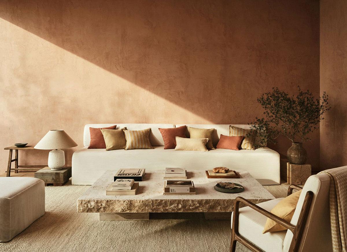 Ngôi nhà mùa thu yên bình, đẹp đến nao lòng của Zara Home