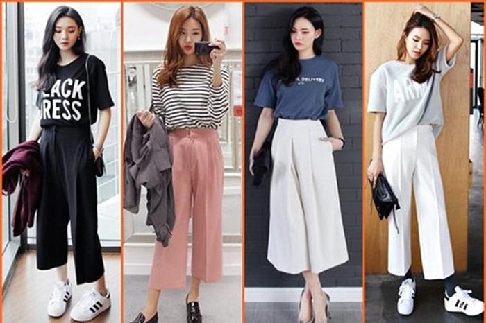 5 kiểu quần dài vừa đứng dáng lại sành điệu đáng để đầu tư