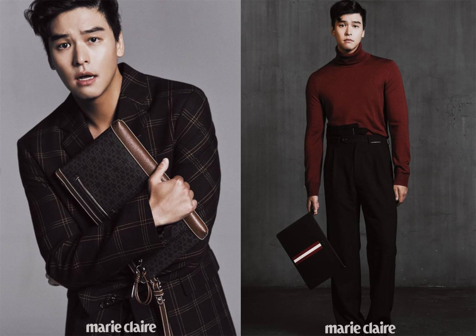 Lee Jang Woo khoe vẻ điển trai và phong cách thời trang cực chất trong bộ ảnh mới
