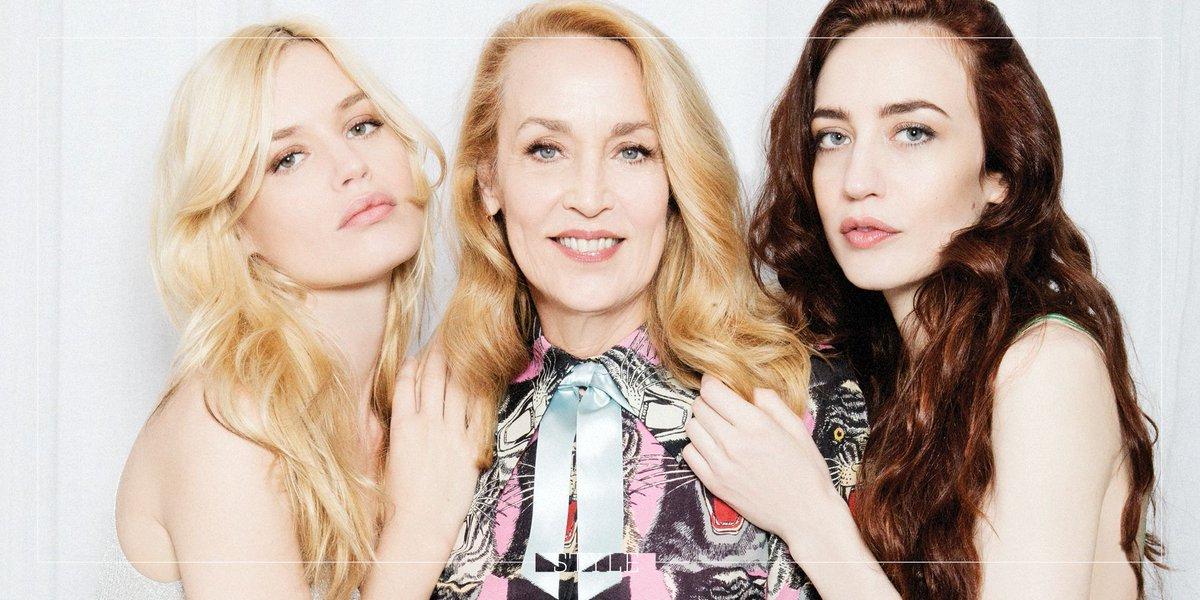 Những cặp mẹ con siêu mẫu đình đám làng thời trang