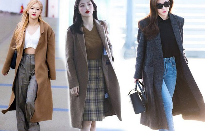 Cách mặc áo khoác dài mùa Thu Đông dựa trên dáng người hoàn hảo như các fashionista
